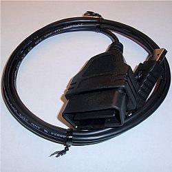 TOAD OBD1 Vehicle Support List | Car OBD Diagnostics, ECU Chip ... Obd Wiring Diagram Gm Aldl Cable on