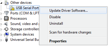 DRIVER DOWNLOAD USB UART FT232R