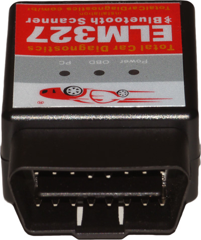 elm327 obdii bluetooth adapter