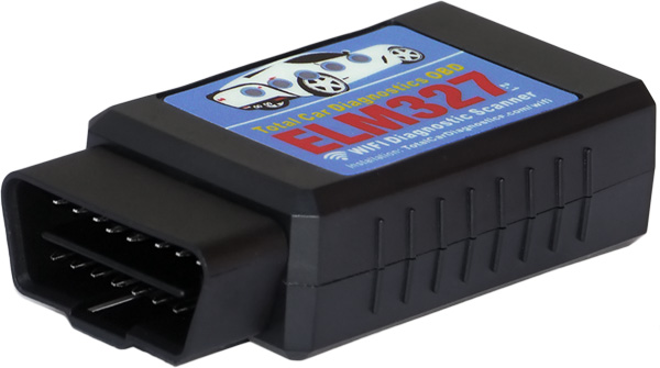 elm327 wifi adapter reader for obd2