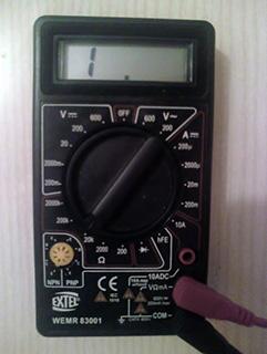 multimeter obd2 p0110