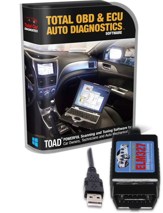 Total Car Diagnostics - TOAD Software
