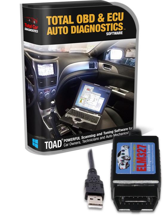 Total Car Diagnostics - TOAD Software