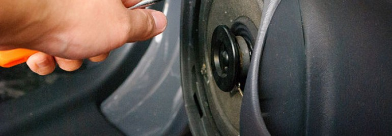How To Find Replacement Speakers for Your Car Stereo