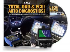 toad - total obd ecu auto diagnostics