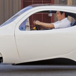 LIT Motors C1: The Car-Like Motorcyle That Can't Fall Down