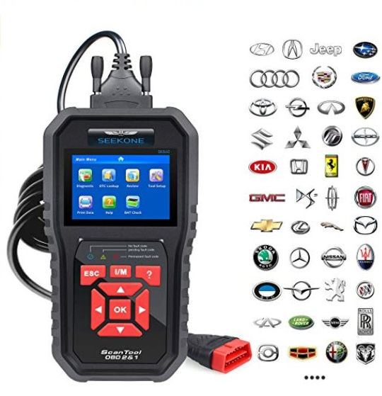 SEEKONE_Professional_Car_OBD_II_Scanner_Auto_Diagnostic_Fault_Code_Reader