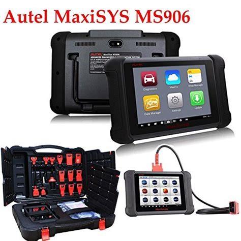 Autel MaxiSYS MS906 Wifi Automotive Diagnostic Scanner