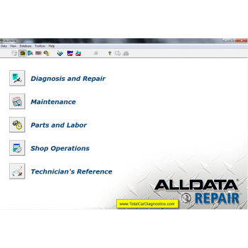 AllData 2013 (Repair Guides for All Vehicles) + Mitchell OnDemand 2015