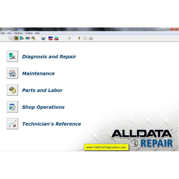 If you are an existing customer please plug in the ALLDATA security key. You are required to have a valid key for each computer used to access the ALLDATA application. If you need additional keys, please contact your ALLDATA Account Manager at option 4.