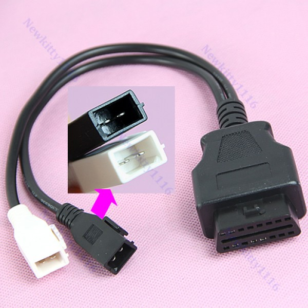 OBD1 & OBD2 Connector Cables for Cars and Vans