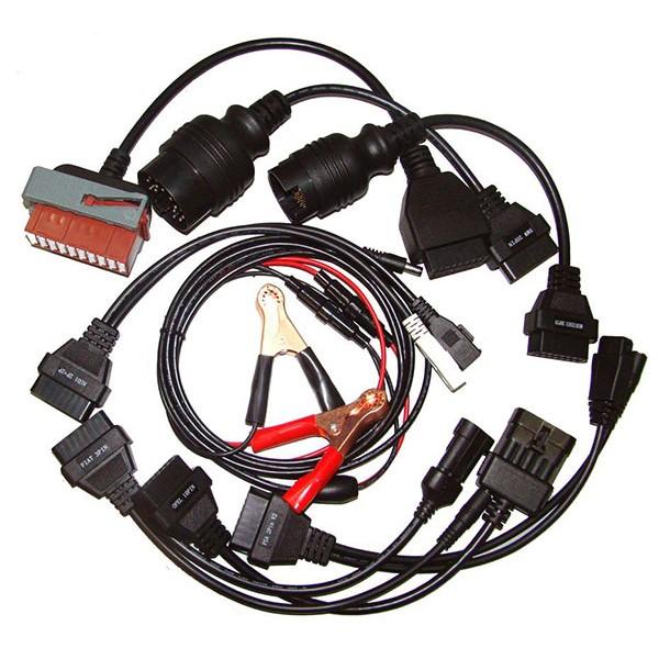 Automotive Diagnostic Cables : Obd connector cables for cars and vans