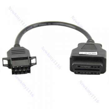OBD1 & OBD2 Connector Cables for Trucks