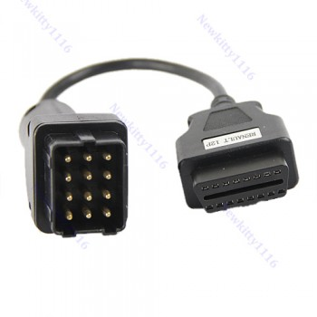 OBD1 & OBD2 Connector Cables for Trucks