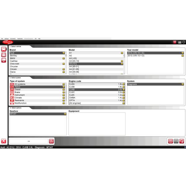 Autocom Cdp Plus 2015 Obd Scanner Reader For Obd2