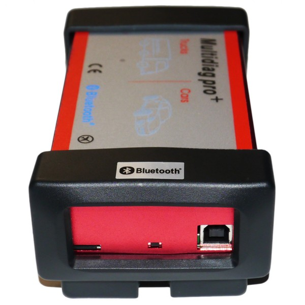 Multidiag Pro Obd Scanner Reader For Obd2 Vehicles Original