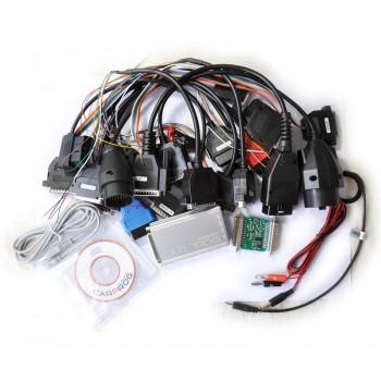 CarProg V10.05: Tune ECU, Airbag, Odometer, Radio, Mileage, Dashboard, Immobilizer, Transponder