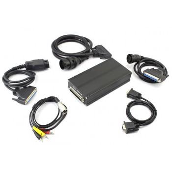 Carsoft V7.4 Mercedes Diagnostic Scanner: Scan Tool for 1991-2003 Cars (OBD1, OBD2, EOBD)