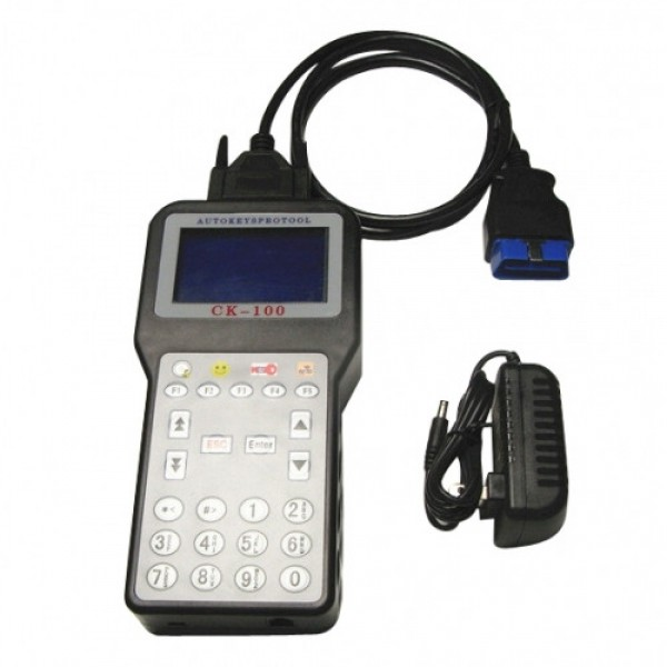 ck 100 auto key transponder programmer latest gen sbb. Black Bedroom Furniture Sets. Home Design Ideas