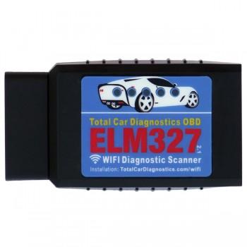 ELM327 WIFI OBD Diagnostic Scanner: Car OBD2 (OBDII) Scan Tool