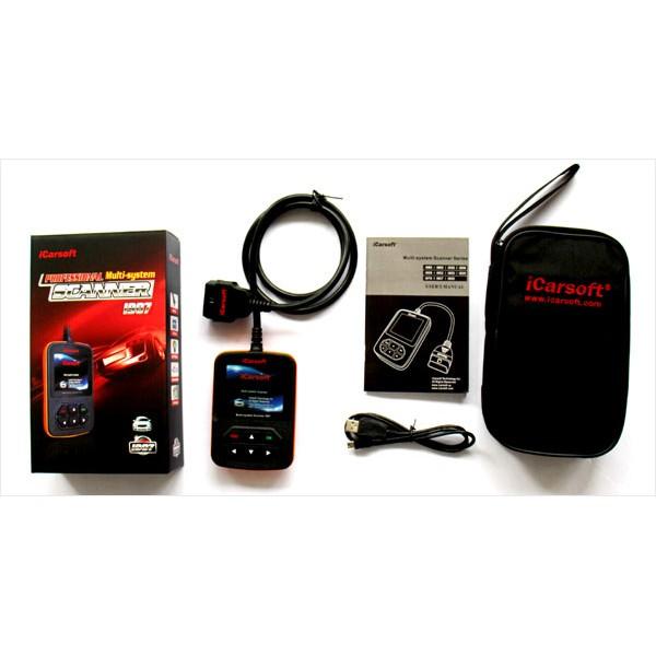 icarsoft i907 renault diagnostics scanner for 1996 cars obd2 eobd. Black Bedroom Furniture Sets. Home Design Ideas