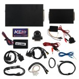 KESS V2 Chiptuning Kit: ECU Car Chip Tuning (like Alientech KTag Auto Remapping)