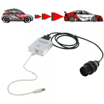 how to turn my laptop into a automotive scanner