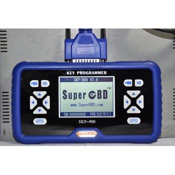 SKP-900 Car Key Transponder Programmer: SKP900 Ultimate Key Programming