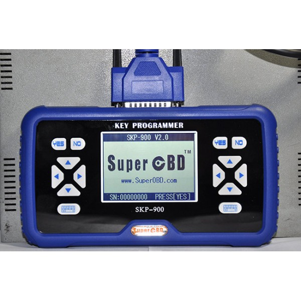 SKP-900 Car Key Transponder Programmer: SKP900 Ultimate Key