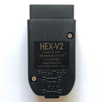 Ross-Tech VCDS Software (HEX V2 VAGCOM for Audi & Volkswagen Cars): V20.4