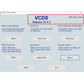 VAG-COM Scanner by Ross-Tech & VCDS Software (2021 Diagnostics Cable Tool)
