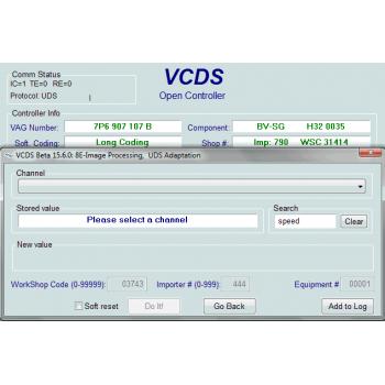VAGCOM 16.8 USB Cable & VCDS 16.8 Original VAG-COM Software (Audi, Seat, Skoda, Volkswagen Cars)