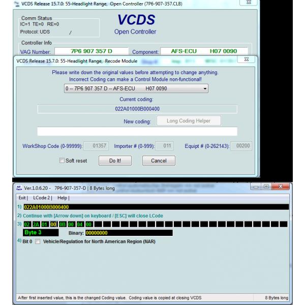 VAGCOM 18 9 USB Cable & VCDS 18 9 Original VAG-COM Software (Audi
