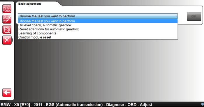 AutoCom Programming / Tuning Functions
